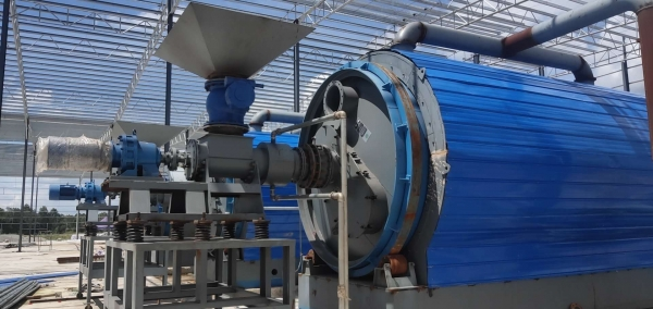 Why is the continuous waste tire refining equipment good?