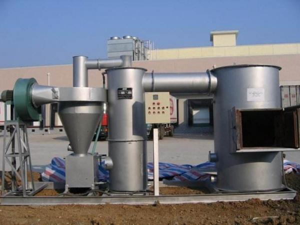 medical waste incineration plant
