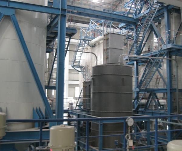 living garbage incineration generator system