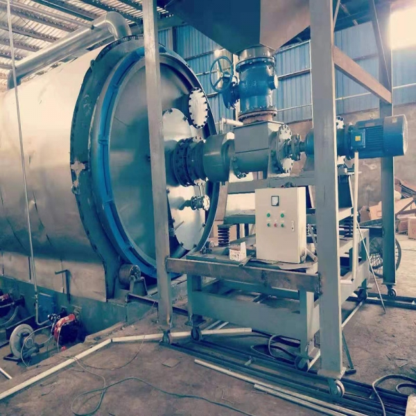 2019 China Waste sludge oil pyrolysis plant for sale